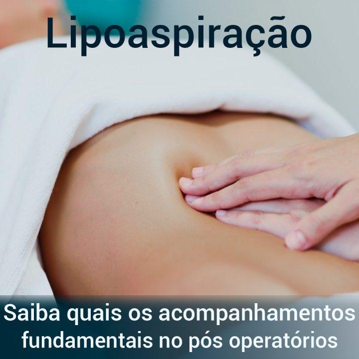 lipoaspiração cuidados posteriores
